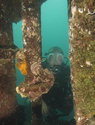 Sabang Wreck, Palau Weh